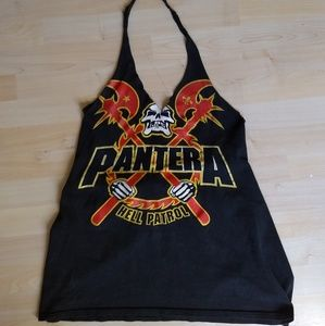Vintage Pantera Hell Patrol tank